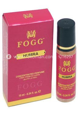 FOGG HUMRA OIL 10ML - Unisex ( Rag & Dumar)