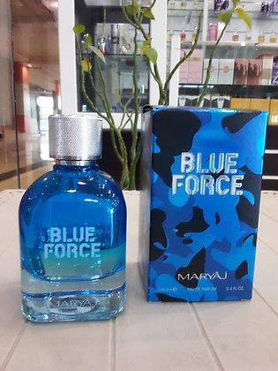Blu Force 100ml EDP for men (rag)