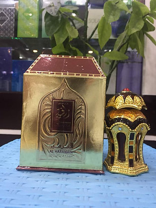 Haramain Rafia Gold 20ml oil, Unisex (Rag/Dumar)