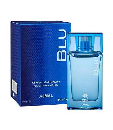 Blu Ajmal Miniature 10ml Oil - Men (Rag)