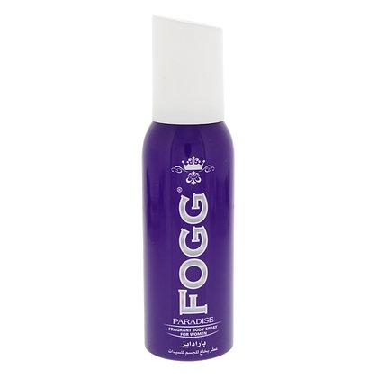 Paradise 120ml fragarance body spray women (dumar)