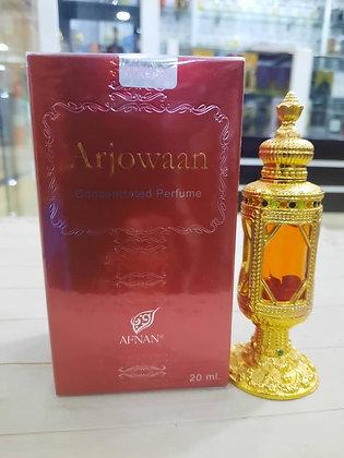 Arjowaan 12ml oil, Unisex (Rag/Dumar)