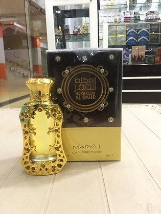 Mukhallat Al Dahr 12ml oil, Unisex (Rag/Dumar)