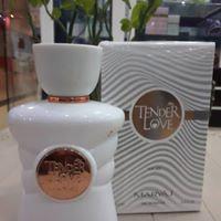Tender love 100ml EDP for women (dumar)
