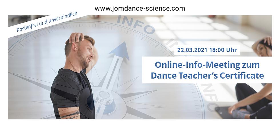 Online-Info-Meeting