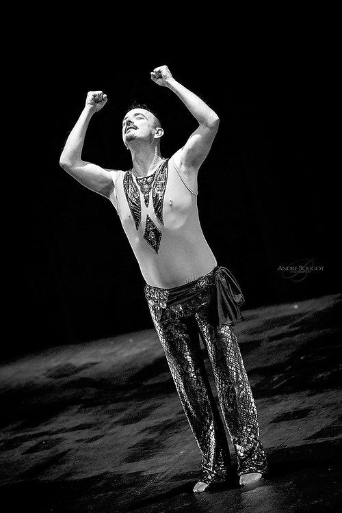 Said el Amir - Foto: André Bougot