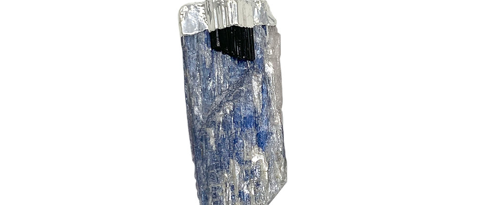Kyanite/Point style Tourmaline S/P Pendant. (Price is per Bag of 10 Pieces)