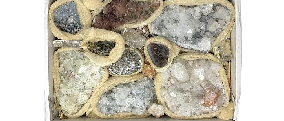Zeolite Mix Size/ Flat. (Price per Unit of 1 Flat)