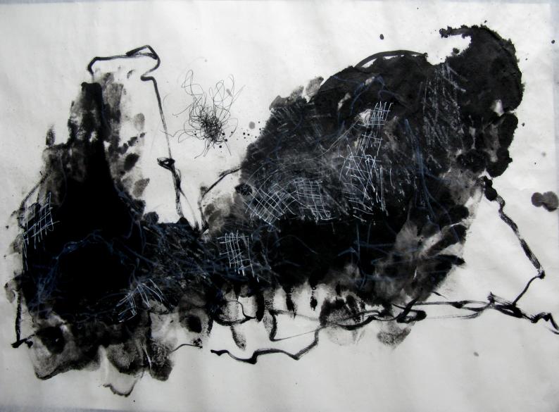Untitled (Zen Garden Series),  2013