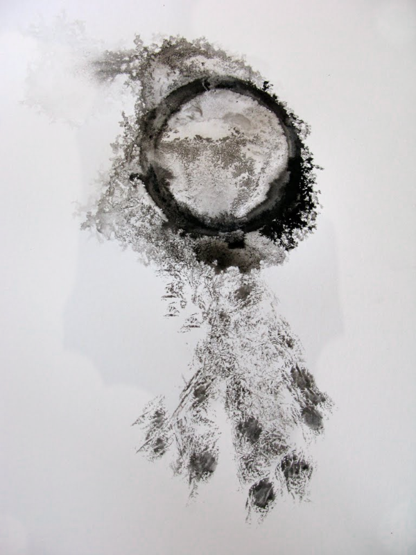 Rosharch Ink Drawing (SOLD)