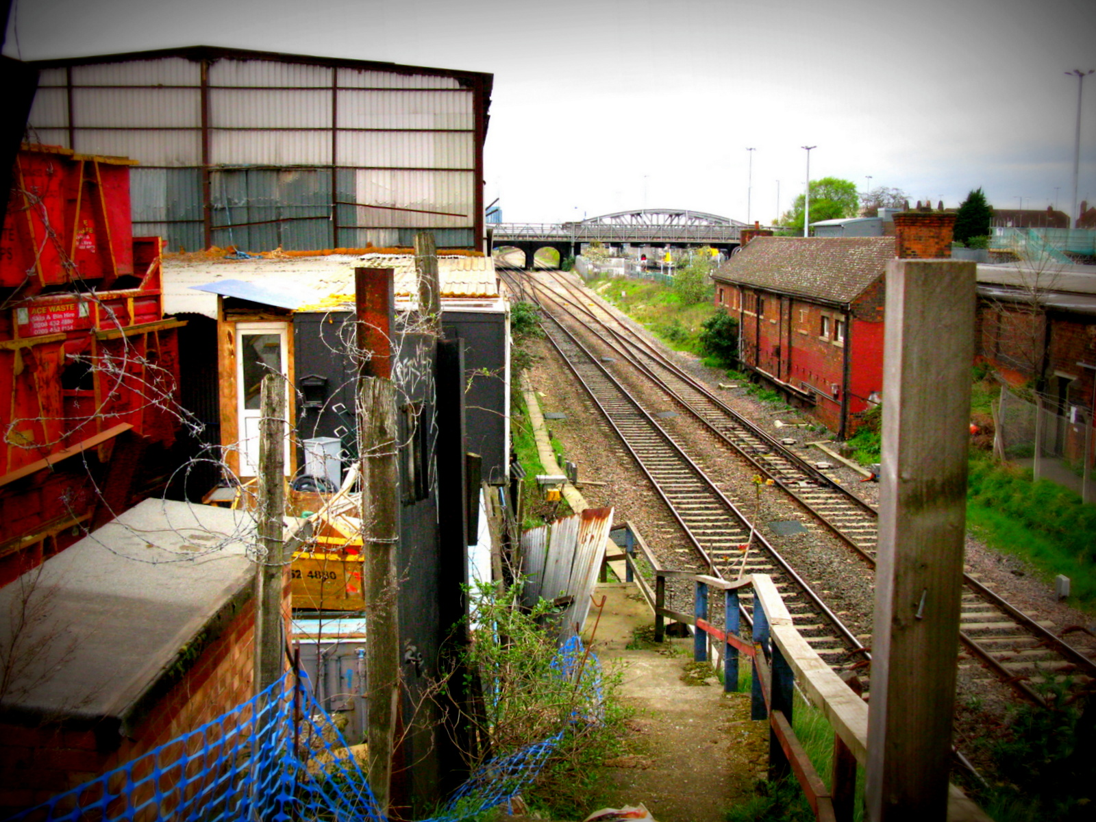 Brent Cross Tracks