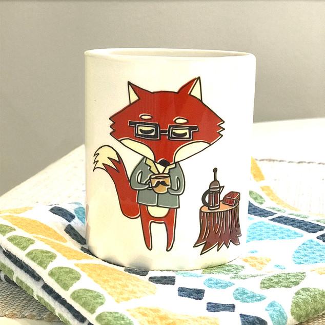 foxster's mug