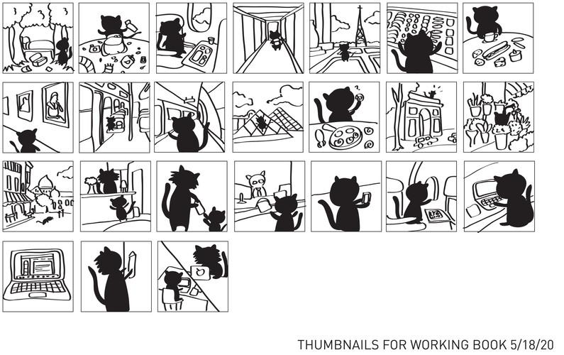 storyboard thumbnails