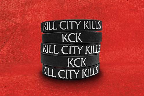 KCK wristbands