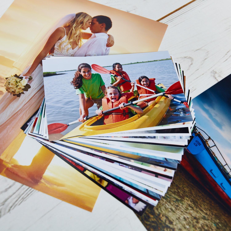 Печать фотографий открытки