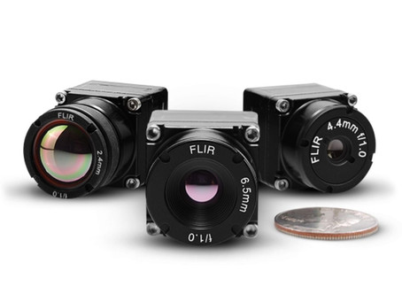 FLIR Boson Thermal Camera offers multiple benefits with its small and efficient design