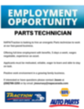 NAPA_Traction is looking to hire an ener