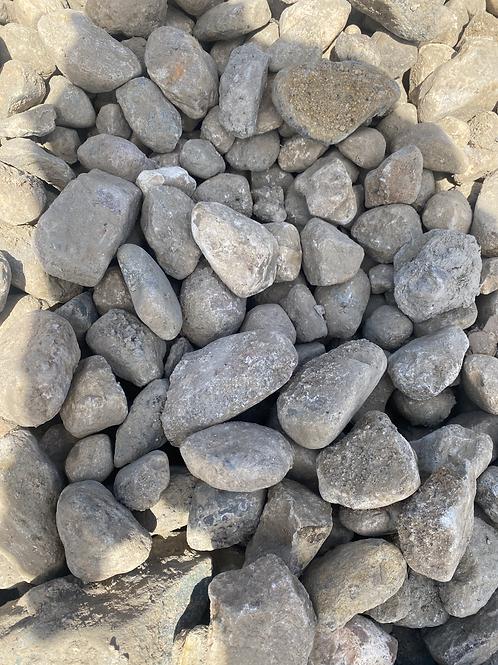 River Rock((2-4 Inch)