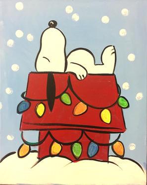 G41-Snoopy Christmas