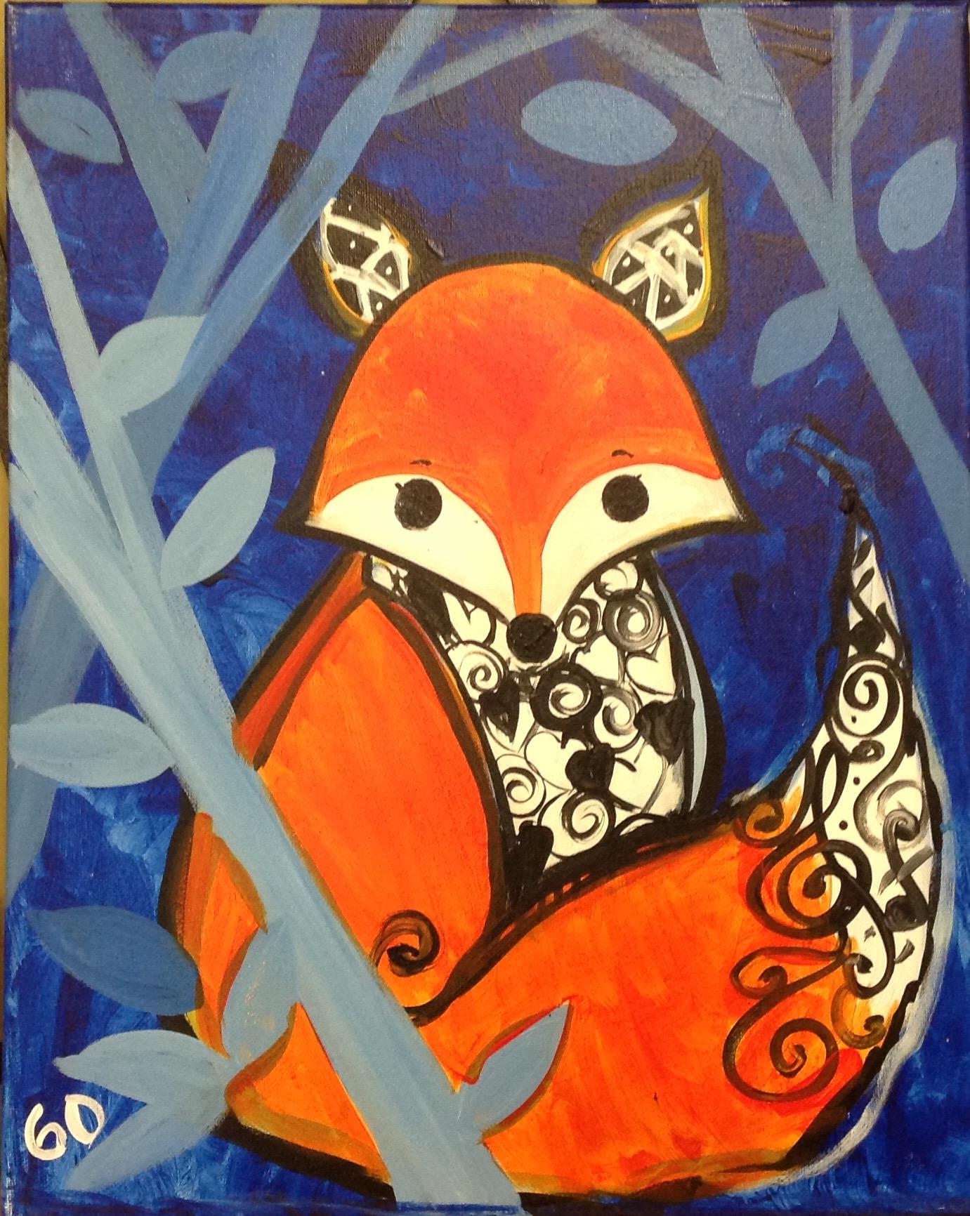 #60 The Baby Fox