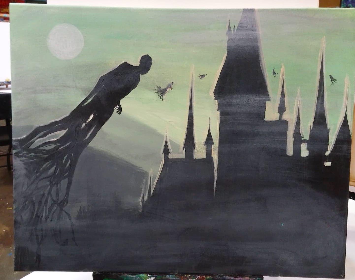 E-32 The Dementors