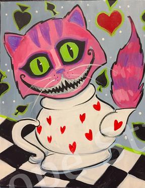 G15 The Cheshire Cat