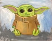G9 Baby Yoda