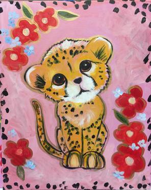 G50 Baby Cheetah
