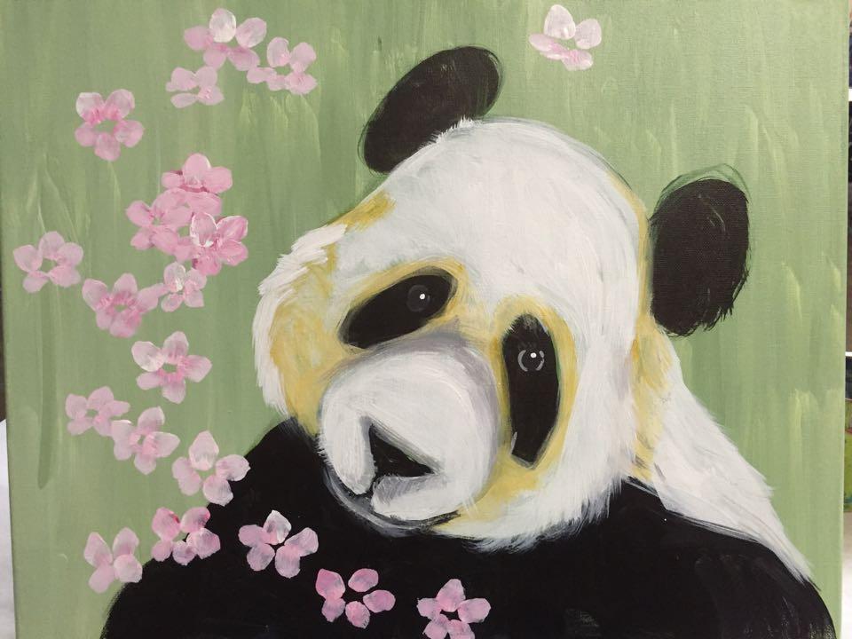#18 Panda