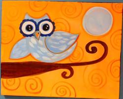 #29- Naive Owl
