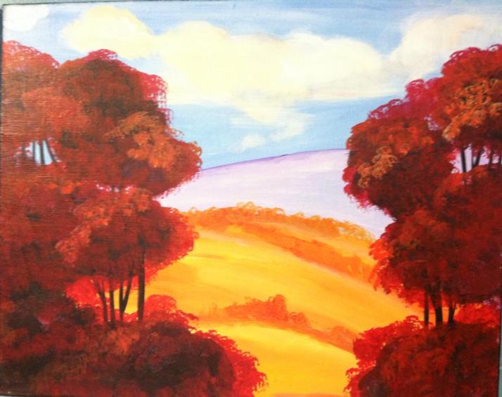 #05 Autumn Landscape