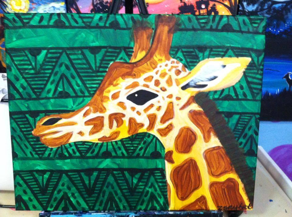 #26-Giraffe