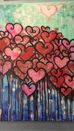 C-33 Many Hearts