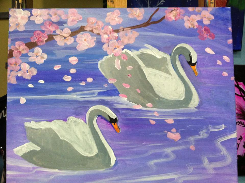 #34- Swans