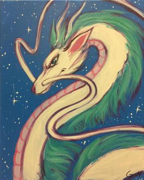 G4 Dragon Spirited Away
