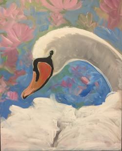 E-7 The Swan