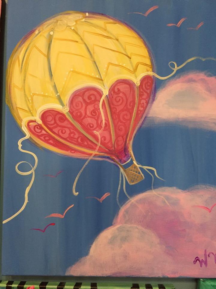 #22 Air Balloon