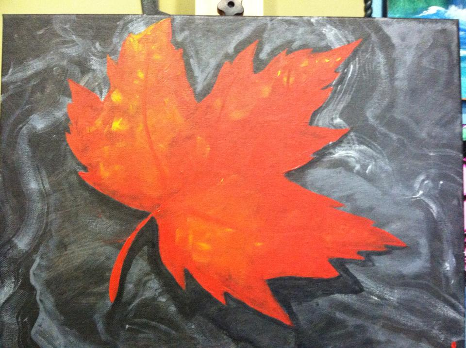 #06 Autum Leaf