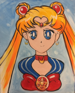 H5 Sailor Moon
