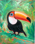 G12 The Toucan