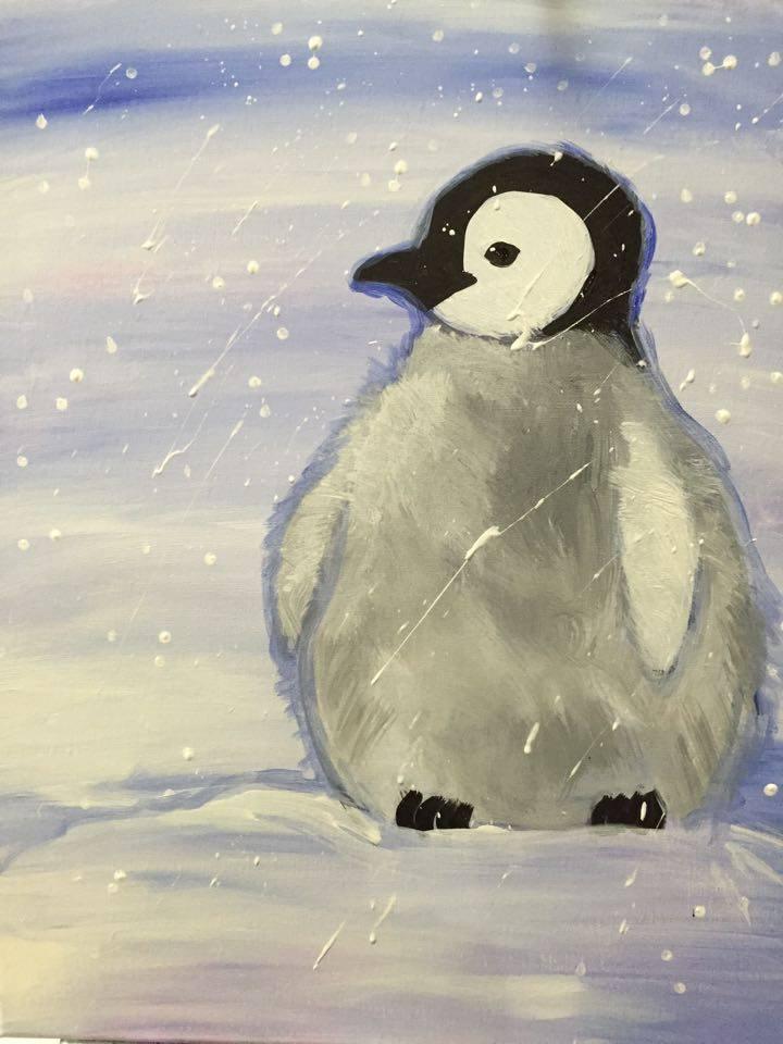 #24 Baby Penguin
