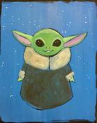 G-9 Baby Yoda