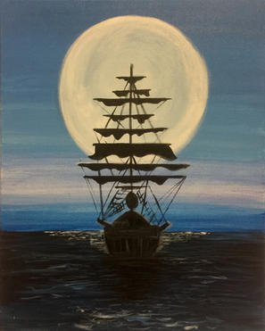 G13 Ship Full Moon