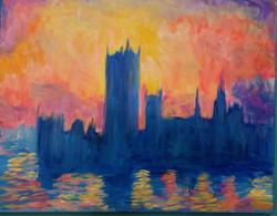 C-19 Monet Inspired City