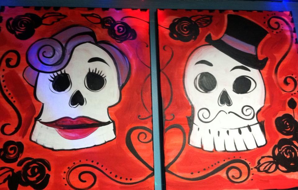 #30- Skulls Date Night