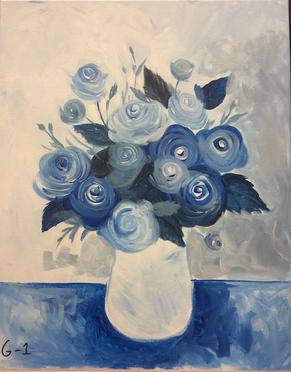 G1 Blue Roses