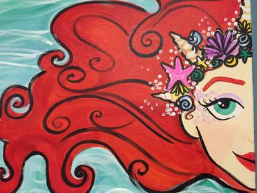 G-48 Mermaid Ariel