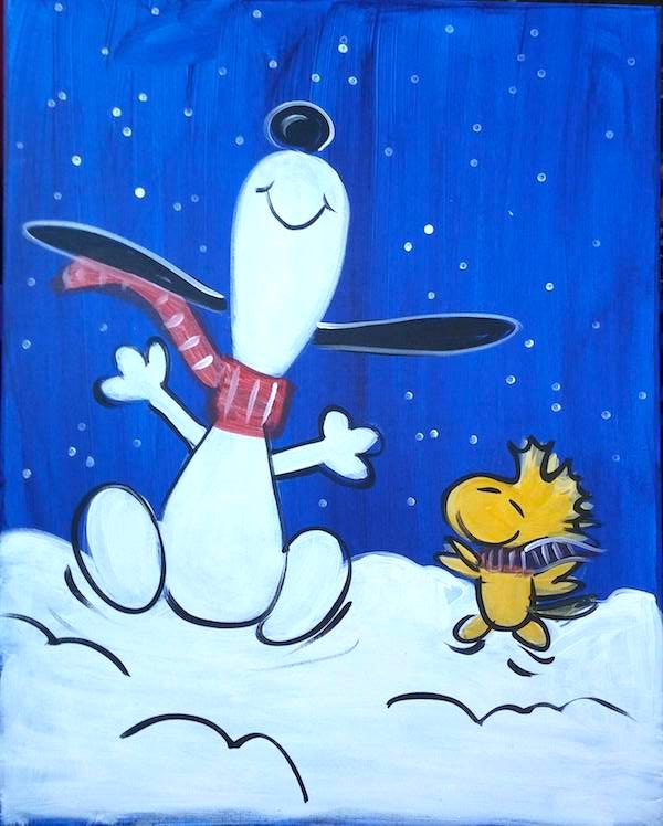 C-8 Snoopy Winter