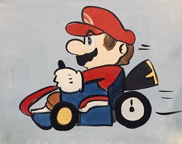 E-13 Super Mario