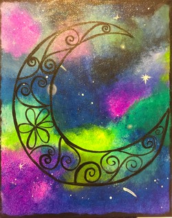 H15 The Galaxy Moon